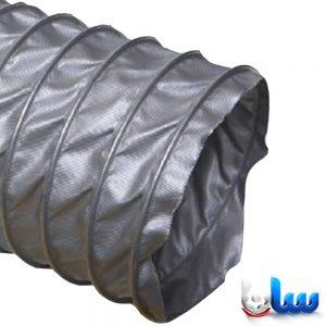 لوله فلکسیبل با عایق الاستومری 3 میلیمتر با روکش PVC