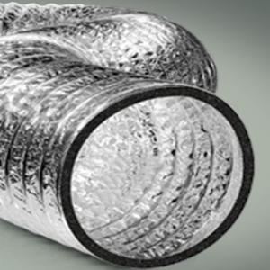 لوله فلکسیبل با عایق الاستومری 3 میلیمتر با روکش آلومینیوم